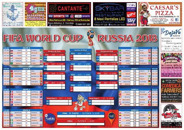 tabellone mondiali 2018 da